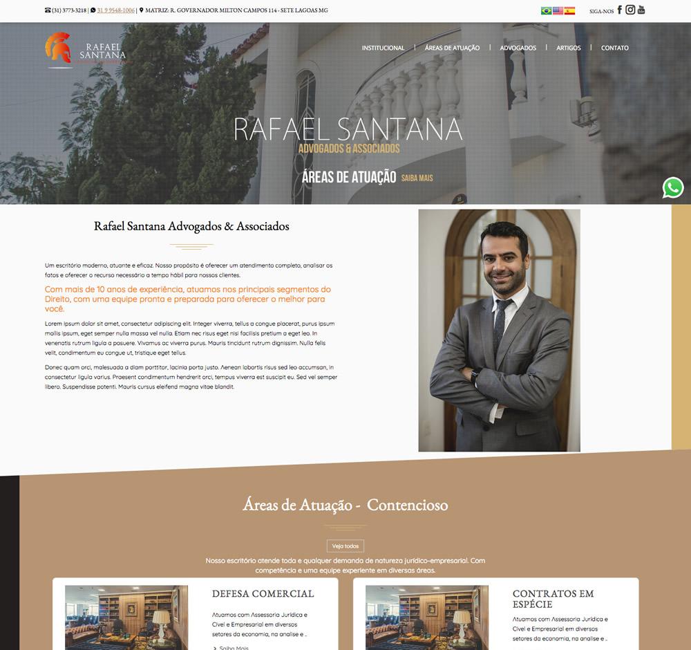 Rafael Santana Advogado