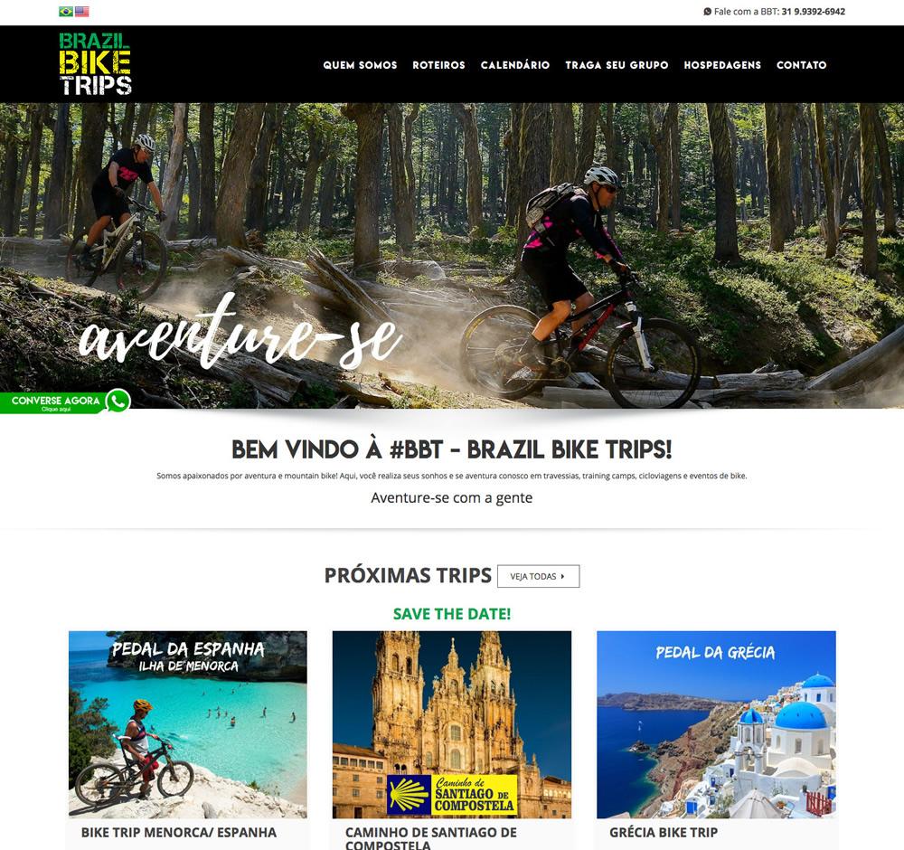 Brazil Bike Trips