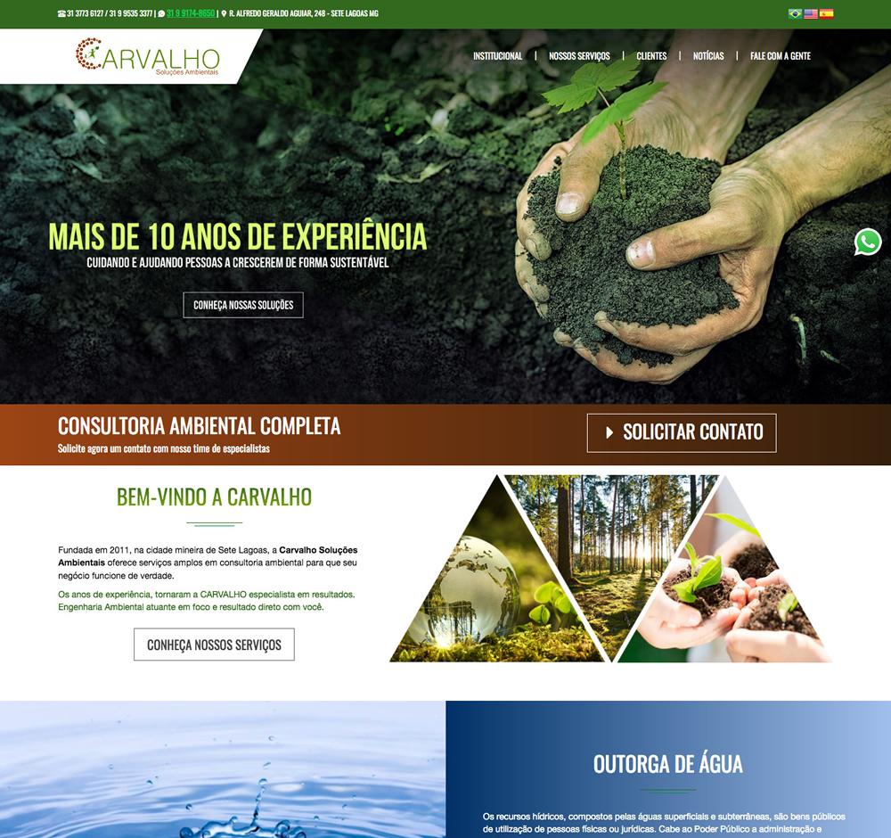 Carvalho Soluções Ambientais