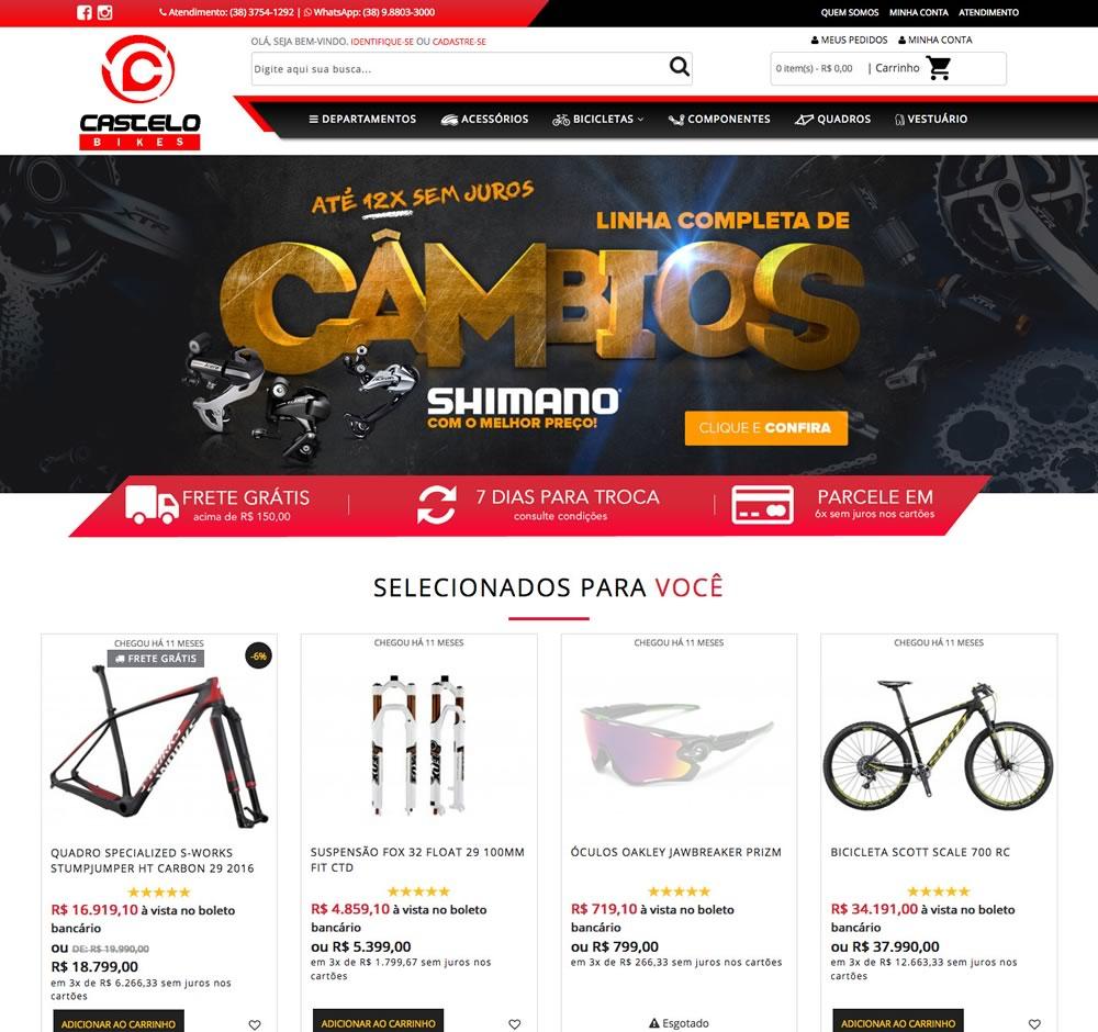 Castelo Bikes