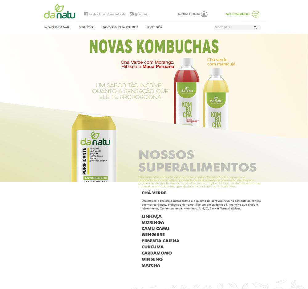 Da Natu Foods