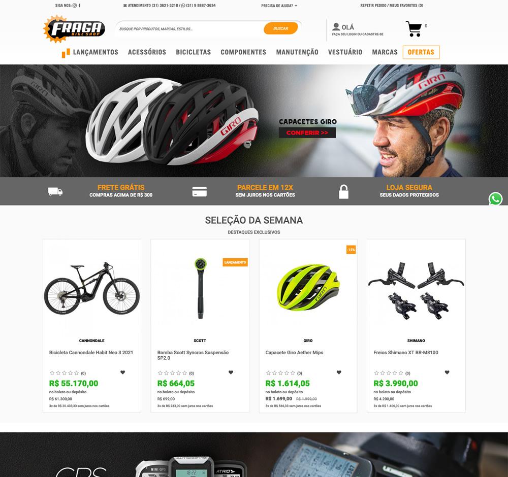 Fraga Bike Shop