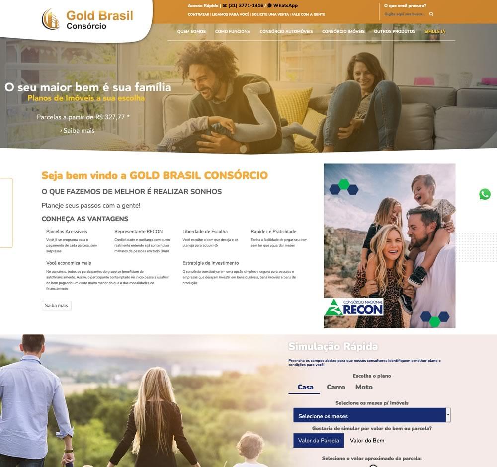 Gold Brasil Consórcios