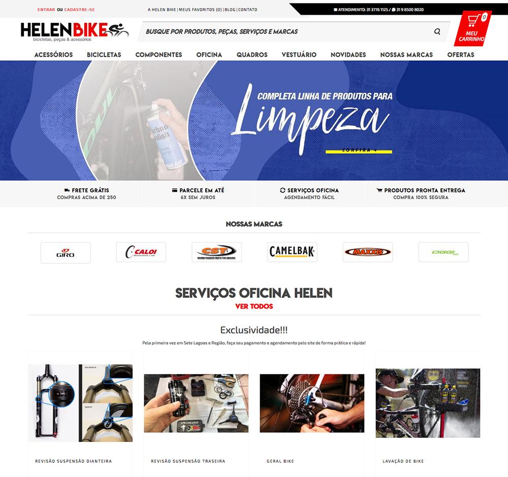 Helen Bike
