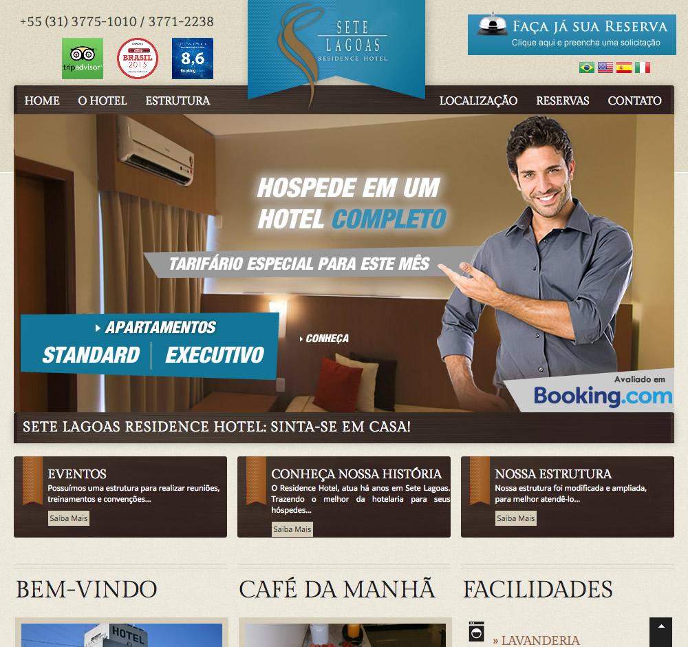 Residence Hotel Sete Lagoas